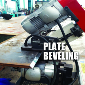 PLATE BEVELING